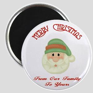 Santas Wish Magnet