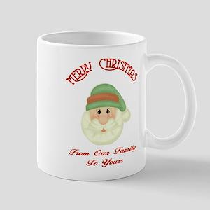 Santas Wish Mug