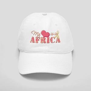 Hy Heart is in Africa Cap