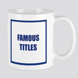 titles_8p31_3 Mugs