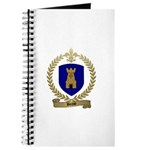 BOSSE Family Crest Journal