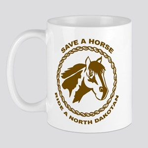 North Dakotan Mug
