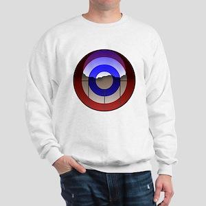 Captain Curl! Sweatshirt