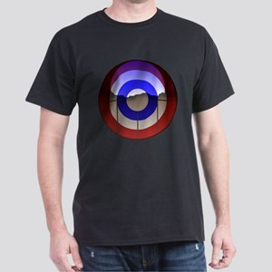 Captain Curl! Dark T-Shirt