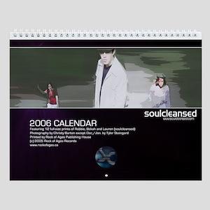 soulcleansed 2006 Calendar