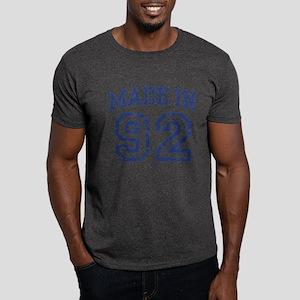Made in 92 Dark T-Shirt