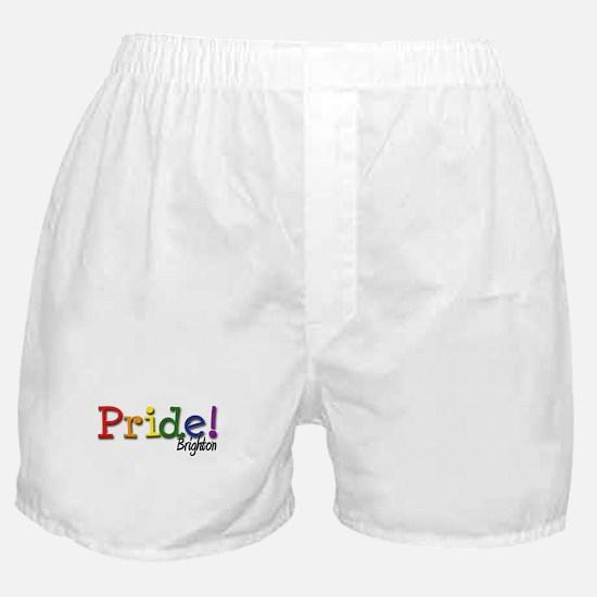 Brighton Gay Pride Boxer Shorts