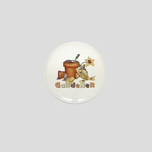 Gardener Mini Button