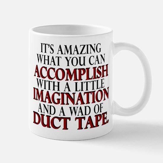 Wad of Duct Tape Mug