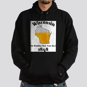 WISCONSINS BETTER THEN YOU LARGE Sweatshirt