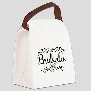 Bridezilla Canvas Lunch Bag
