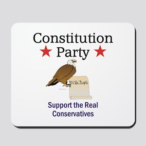 Constitution Party Mousepad
