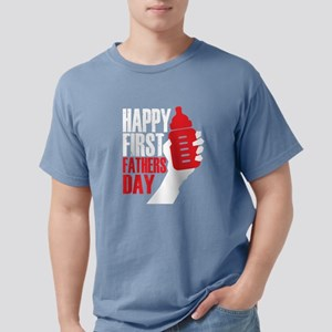 First Fathers Day for Green Day Fan - Amer T-Shirt