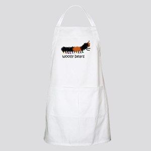 Woolly Bears BBQ Apron