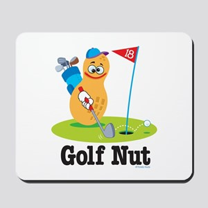 Golf Nut Mousepad