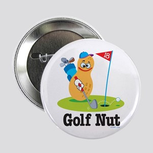 Golf Nut Button