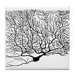 Neuron1 Tile Coaster