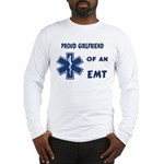EMT Girlfriend Long Sleeve T-Shirt