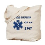 EMT Girlfriend Tote Bag