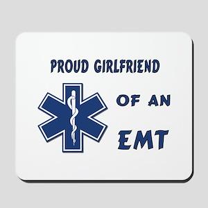 EMT Girlfriend Mousepad