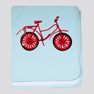 RedBicycle030310 baby blanket