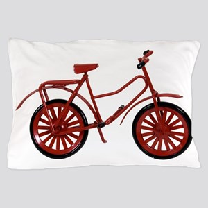 RedBicycle030310 Pillow Case