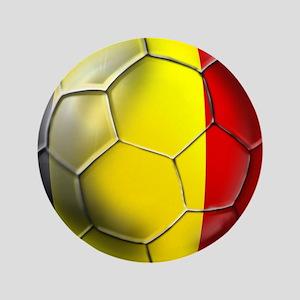 """Belgian Football 3.5"""" Button"""