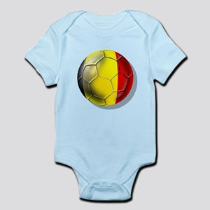 Belgian Football Infant Bodysuit