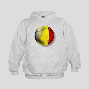 Belgian Football Kids Hoodie