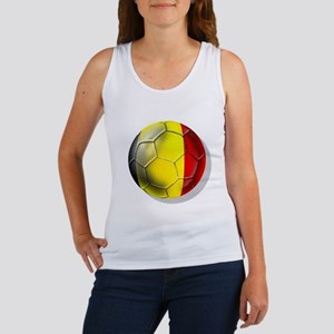 Belgian Football Women's Tank Top
