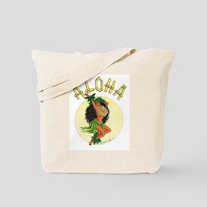 aloha Wahine Tote Bag