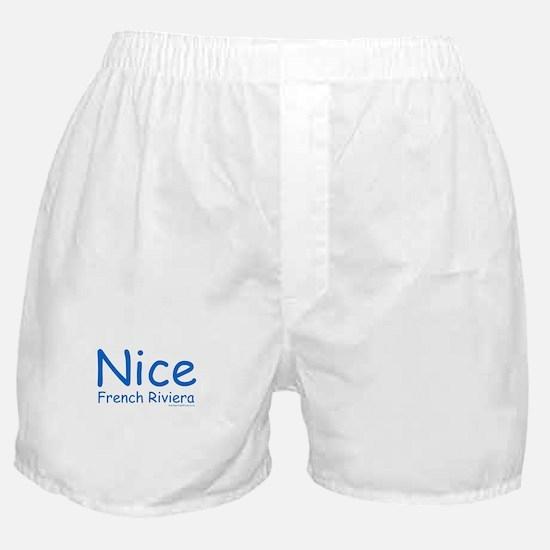 Nice French Riviera - Boxer Shorts