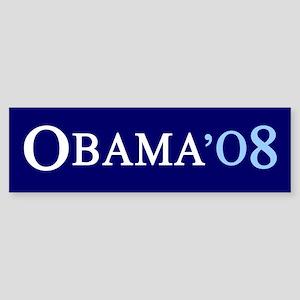 OBAMA'08 Bumper Sticker