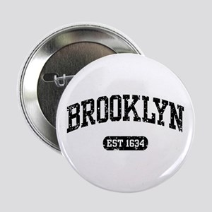"""Brooklyn Est 1634 2.25"""" Button"""