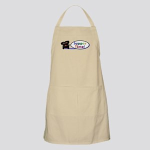 Suppertime Pug BBQ Apron