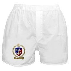 BOUDREAUX Family Crest Boxer Shorts
