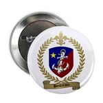 BOUDREAUX Family Crest Button