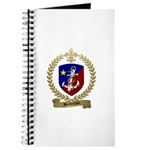 BOUDREAUX Family Crest Journal