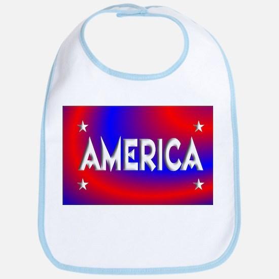 America Bib