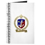 BOUDROT Family Crest Journal