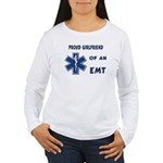 EMT Girlfriend Women's Long Sleeve T-Shirt