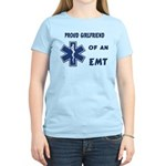EMT Girlfriend Women's Light T-Shirt
