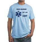 EMT Girlfriend Fitted T-Shirt
