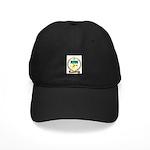 BOURDON Family Crest Black Cap