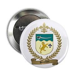 BOURDON Family Crest Button