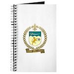 BOURDON Family Crest Journal
