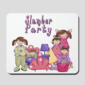 Slumber Party Mousepad
