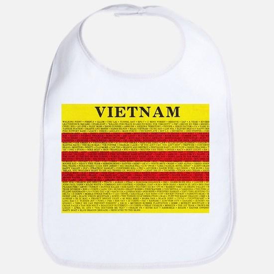 Vietnam In Words Bib