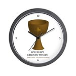Holy Grail Wall Clock