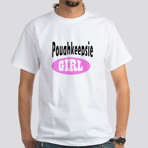 Poughkeepsie Girl T-shirts an White T-Shirt